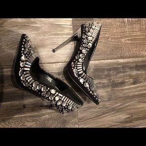 Charlotte Russe Bling Heels